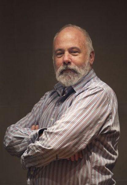 El periodista Ramón Lobo, en una imagen de 2009.