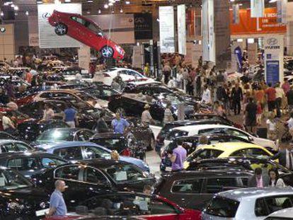 La crisis ha despertado la demanda de coches de ocasión.