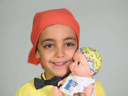 Un millón de Baby Pelones para luchar contra el cáncer infantil