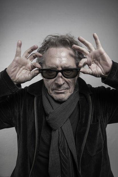 Miguel Ríos dijo adiós en un disco de 2010, pero acaba de regresar en 2020.