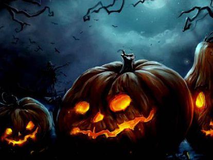 Historias de fantasmas en Halloween