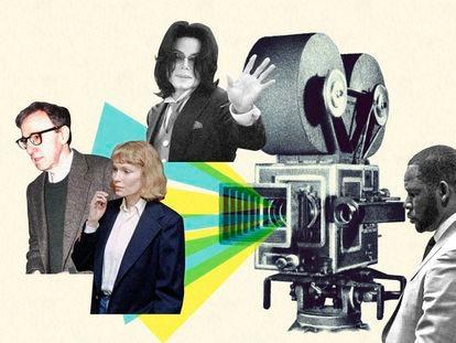 Woody Allen y Mia Farrow, Michael Jackson o R. Kelly, todos ellos son figuras controvertidas públicamente de las que se han hecho documentales.