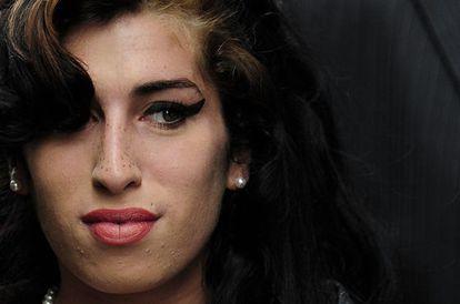 Amy Winehouse, en una imagen de Julio de 2009.