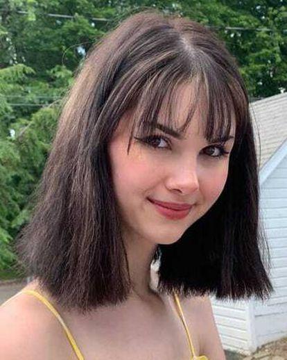 Bianca Devins, 'influencer' de 17 años.
