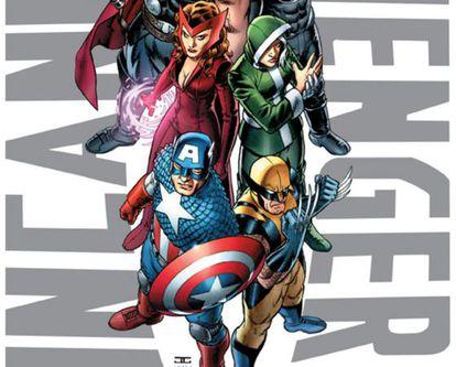 Los Vengadores, de Marvel.