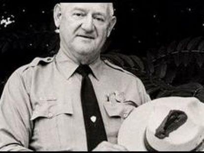 El guardabosques Roy Sullivan