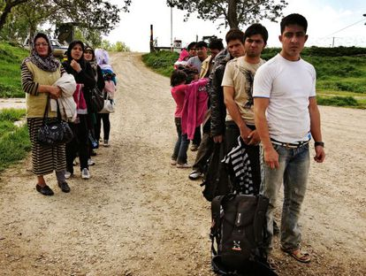 Desde 2005, Grecia es el principal receptor de inmigrantes irregulares. Vienen desde Turquía, sobre todo. Antes cruzaban el río Evros (actualmente, blindado), ahora viajan a las islas.