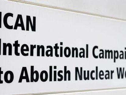 El comité noruego subraya que el premio es  también un llamamiento  a los países que cuentan con arsenal atómico a que inicien  negociaciones serias  para eliminarlo