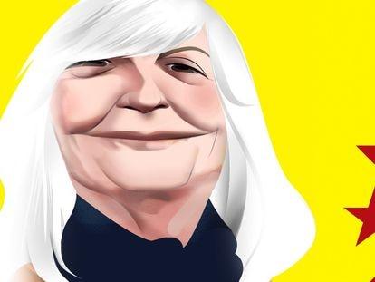 Dolors Sabater, una activista ácrata en la CUP