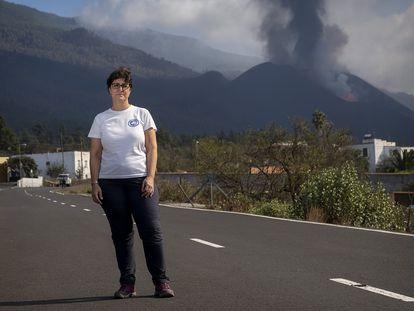 Nieves Sánchez Jiménez, investigadora del Instituto Geológico Minero de España