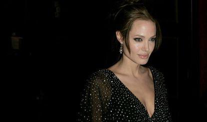 Angelina Jolie, a la llegada del estreno de 'El gran pastor', en 2006.