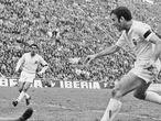 Forment bate a Borja en presencia de Claramunt II, en el Valencia-Madrid de 1971.