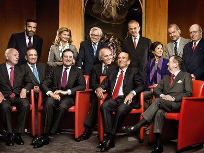 Quién es quién en el Consejo de Administración del Banco Santander
