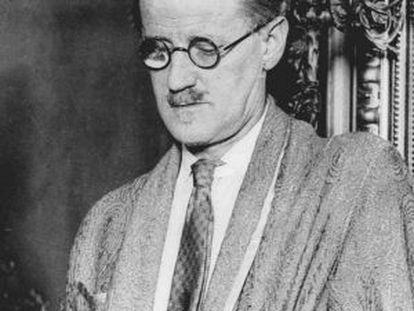 James Joyce, autor del 'Ulises', uno de los libros que más fingimos haber leído.