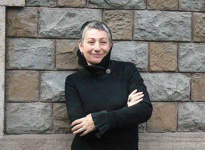 La escritora rusa Liudmila Ulítskaya.