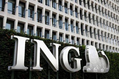 La sede de ING en Bélgica
