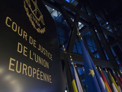Sede del Tribunal de Justicia de la Unión Europea en Luxemburgo.