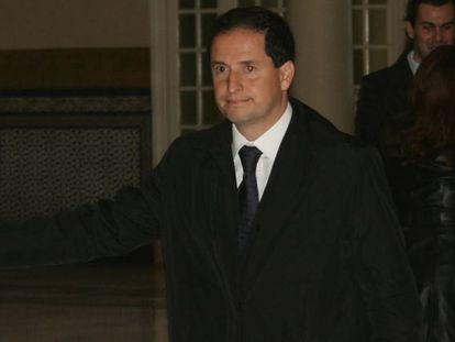 Carlos Fernández, en una imagen de archivo.