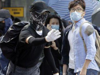 Al menos otras tres personas permanecen hospitalizadas en condición grave en el quinto día consecutivo de huelga general