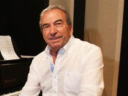José Luis Perales, en junio de 2017.