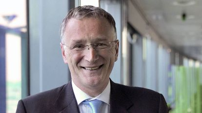 El italiano Mauro Ferrari, próximo presidente del Consejo Europeo de Investigación.