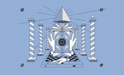 Ilustración de Setanta.