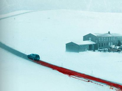 Imagen promocional de la serie 'Los asesinatos del Walhalla'.