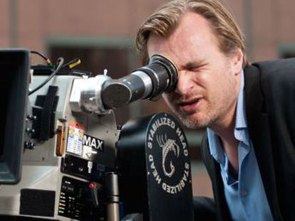 El director británico es el nuevo protagonista de  Un día en imágenes , el programa de entrevistas producidas por la BAFTA