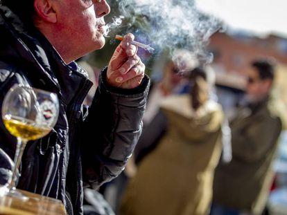 El tabaco es el factor de riesgo número uno, seguido del alcohol y las drogas.