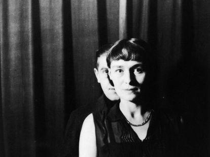 La sombra y su sombra, 1932. Georgette y René Magritte, Brussels