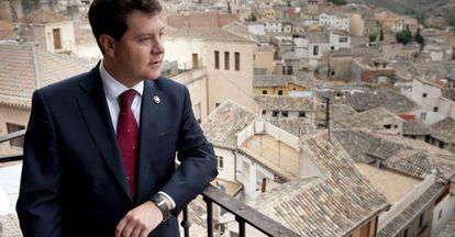 Emiliano García-Page, alcalde de Toledo y secretario provincial del PSOE.