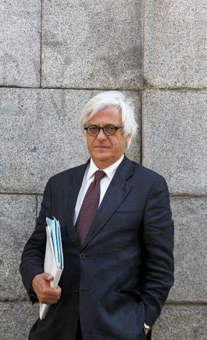El presidente de Medel, António Cluny,