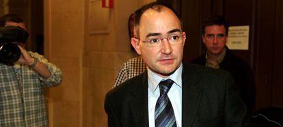 Ferran Falcó, diputado y expresidente de Adigsa.
