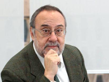Alfredo Relaño, director del diario AS.
