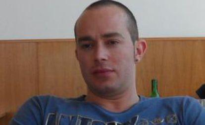 El joven asesinado, Sergio Muñiz Brioso
