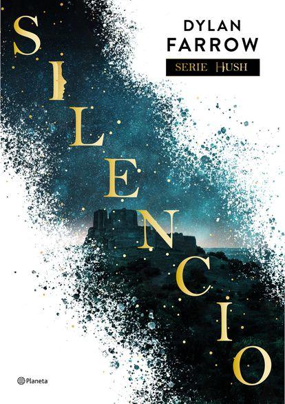 Cubierta de la novela 'Silencio', de Dylan Farrow.