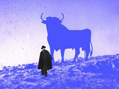 El toro que creó Manolo Prieto fue elegido diseño más representativo del siglo XX por las principales asociaciones de diseñadores de España.