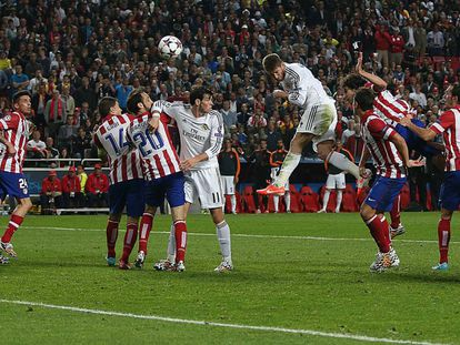 Sergio Ramos y el Real Madrid, en 10 momentos