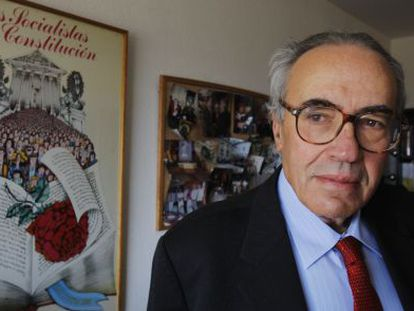 Gregorio Peces-Barba.