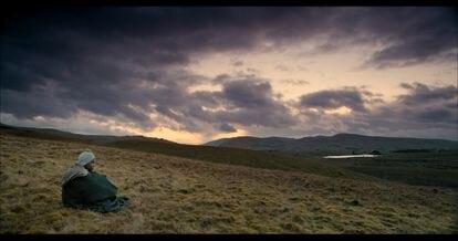 Proyección en la Tàpies de la película de John Akomfrah 'Peripeteia'.