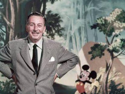 Walt Disney fue especialista en poner el talento de su empresa a su nombre.