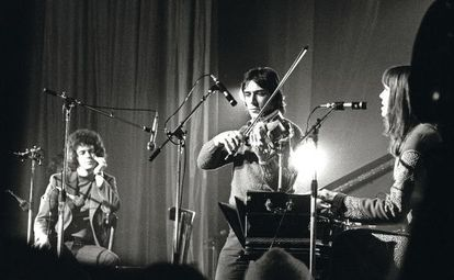 The Velvet Underground.
