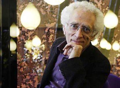 Tzvetan Todorov, premio Príncipe de Asturias de Ciencias Sociales, inauguró ayer el programa de Humanidades de CaixaForum en Madrid.