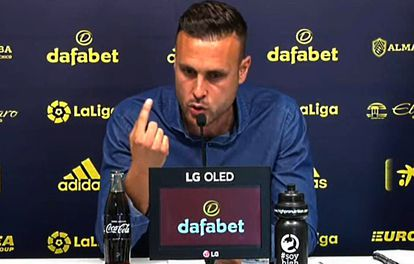 Juan Cala, at the press conference offered this morning.