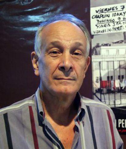 Daniel Díaz Torres.