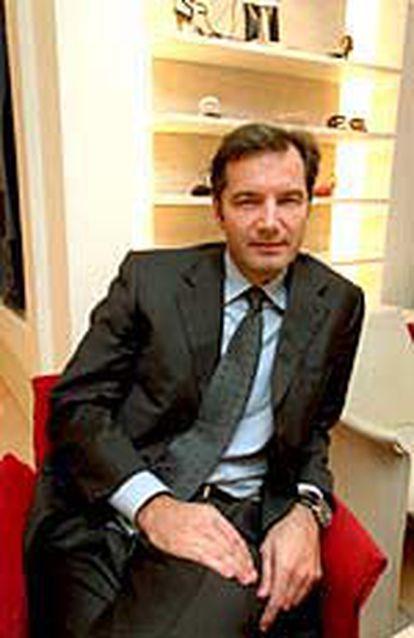 Ridgely Cinquegrana, consejero delegado de Loewe.