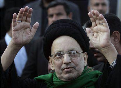 Abdelaziz Al Hakim, en una imagen de enero de 2009.