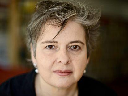 La poeta y ensayista Marta Agudo