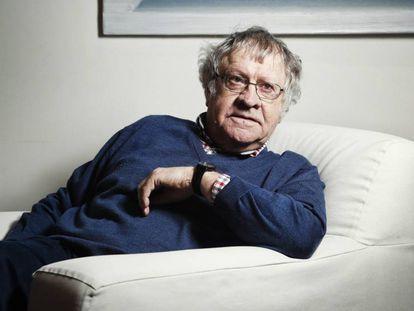 Ian Gibson, escritor e hispanista irlandés.