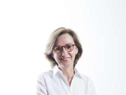 La historiadora del arte y comisaria de exposiciones Mª Dolores Jiménez-Blanco.